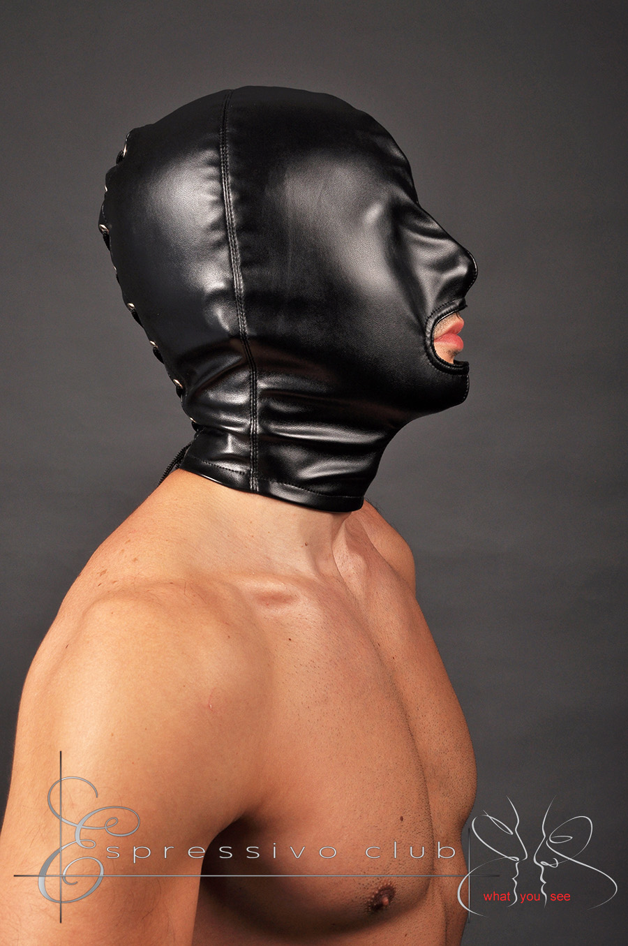 Mask leather sex movies