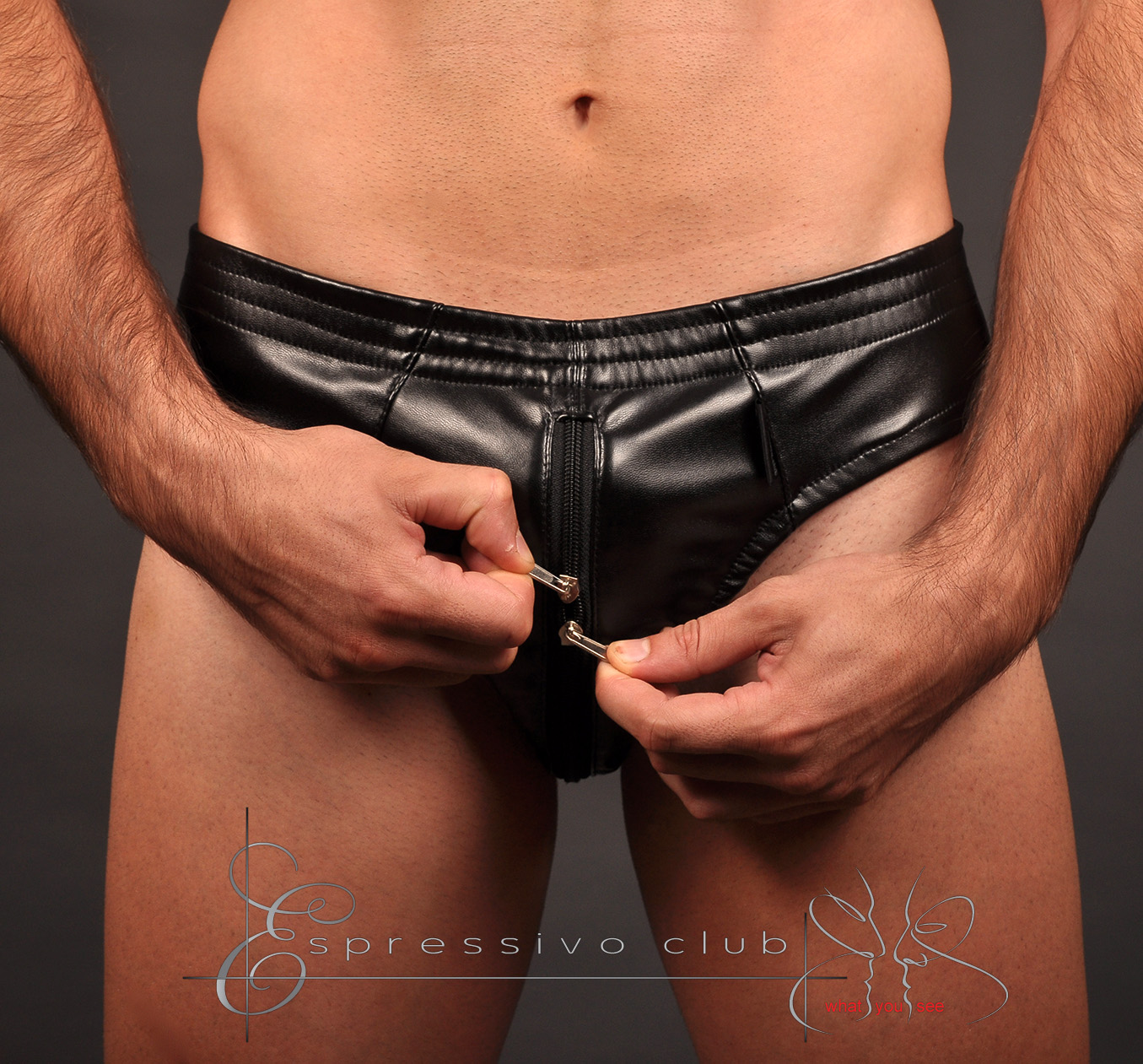 from Otto leather underwear gay