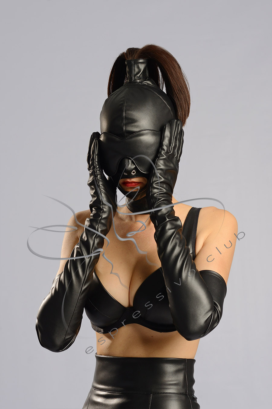 Latex fetish women