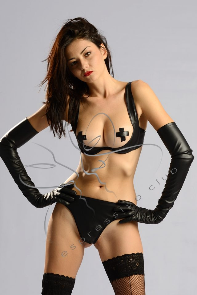 leather lingerie, fetish lingerie, bra & brassiere, BDSM lingerie, luxury leather lingerie, erotic lingerie, leather bra, fetish bra, leather shelf bra, underwired bra, cupless bra, open-cup bra, leather half-bra, BDSM bra, quarter-cup bra, demi cup bra, sexy leather bra, nipple covers bra, woman leather thongs, opera leather gloves, leather garter belts, leather suspender belts, womens leather lingerie
