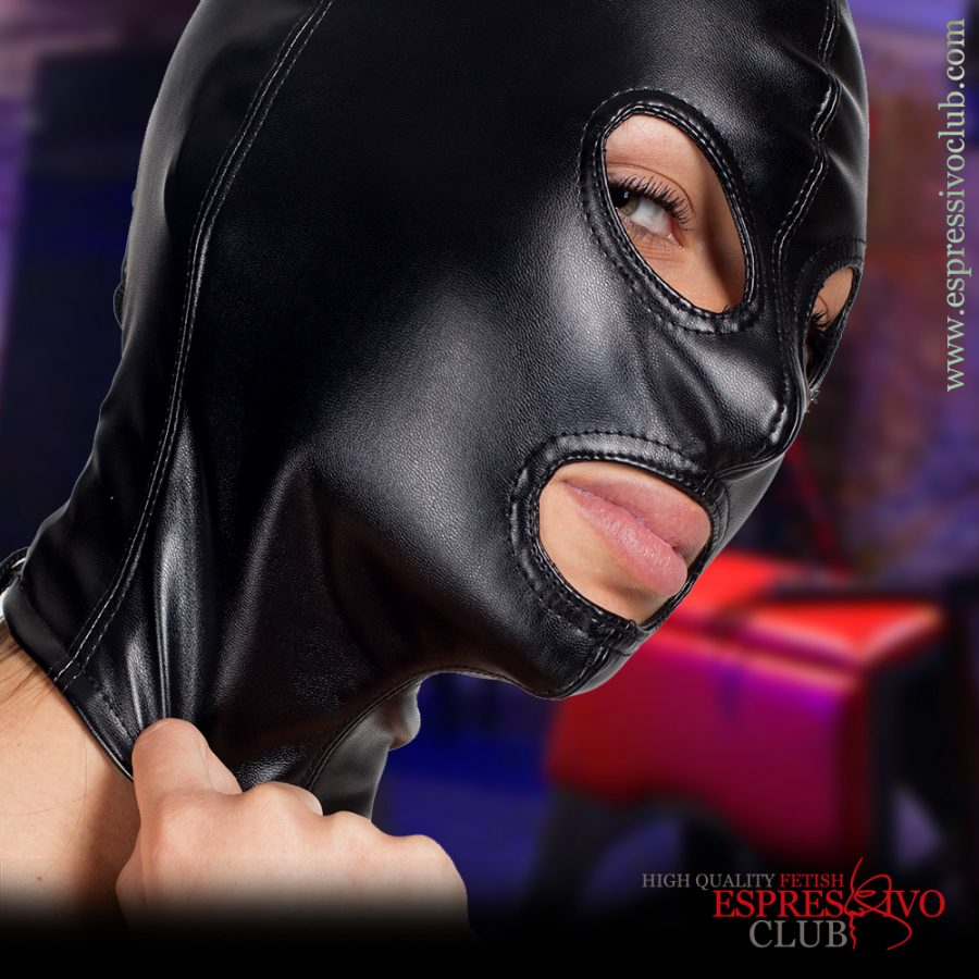 This BDSM Mask is awesome!