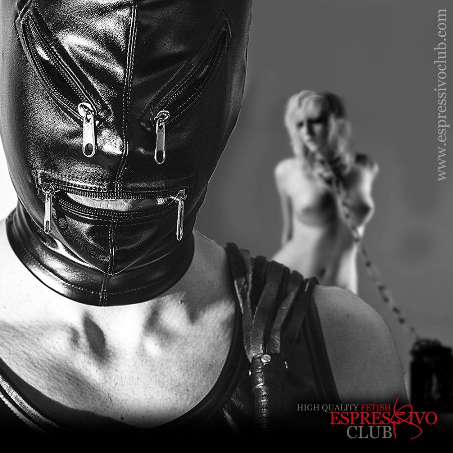 Do you want to be my slave girl?