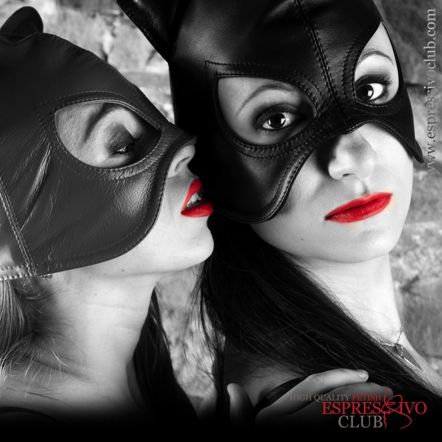 catwoman mask satisfaction
